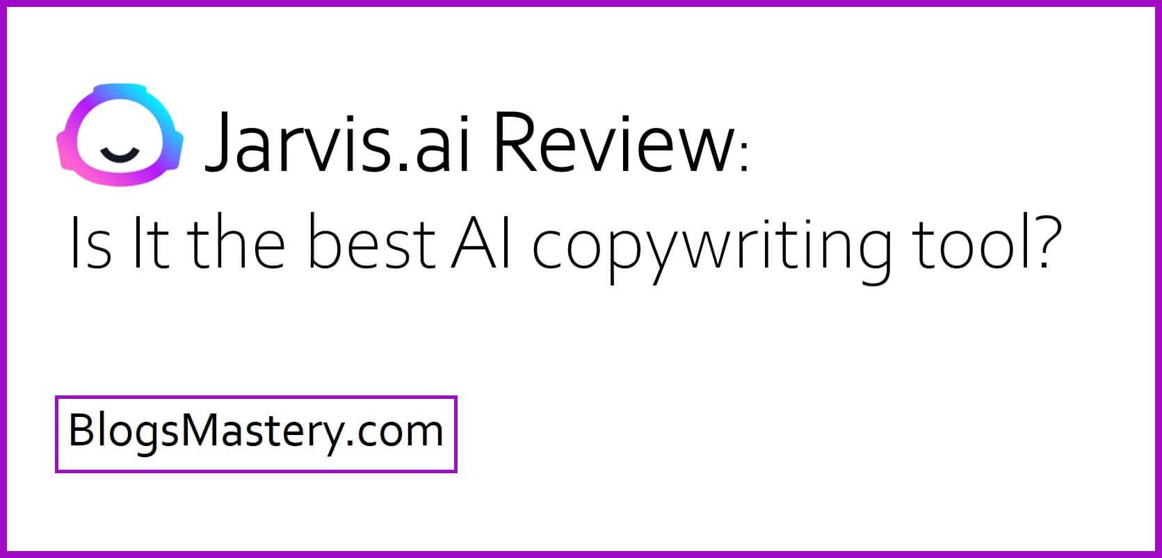 jarvis ai copywriting software review