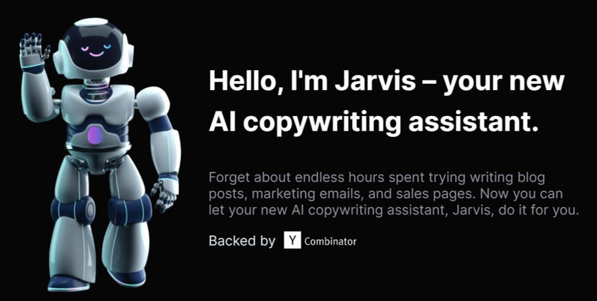 jarvis from jarvis.ai copywriting tool review